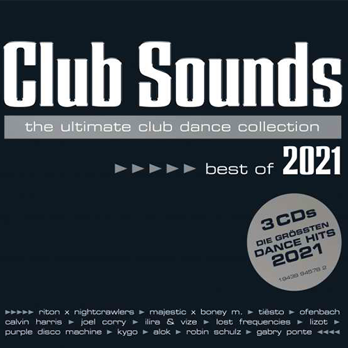 Club Sounds - Best Of 2021